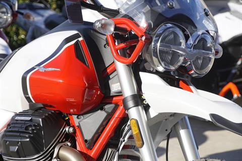 2020 Moto Guzzi V85 TT Adventure in Elk Grove, California - Photo 4