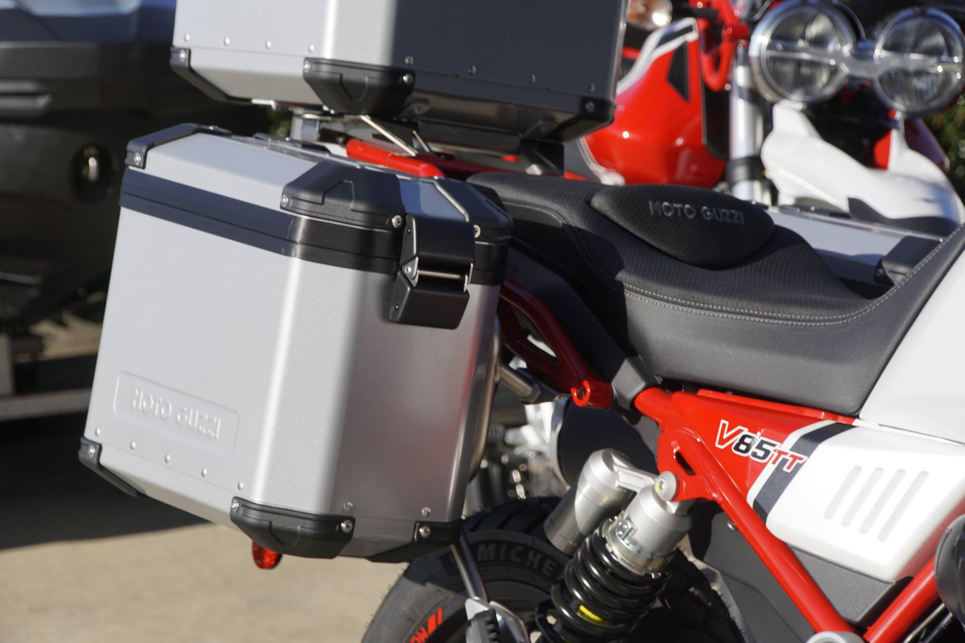 2020 Moto Guzzi V85 TT Adventure in Elk Grove, California - Photo 6