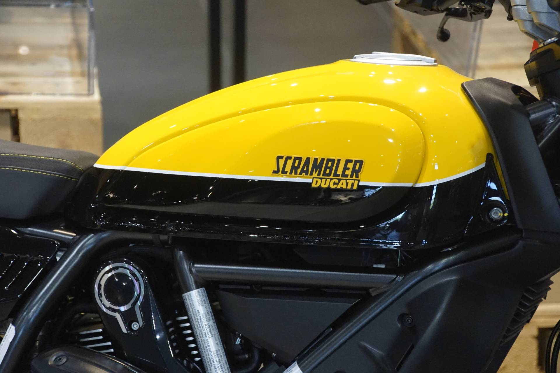 2020 Ducati Scrambler Full Throttle in Elk Grove, California - Photo 9