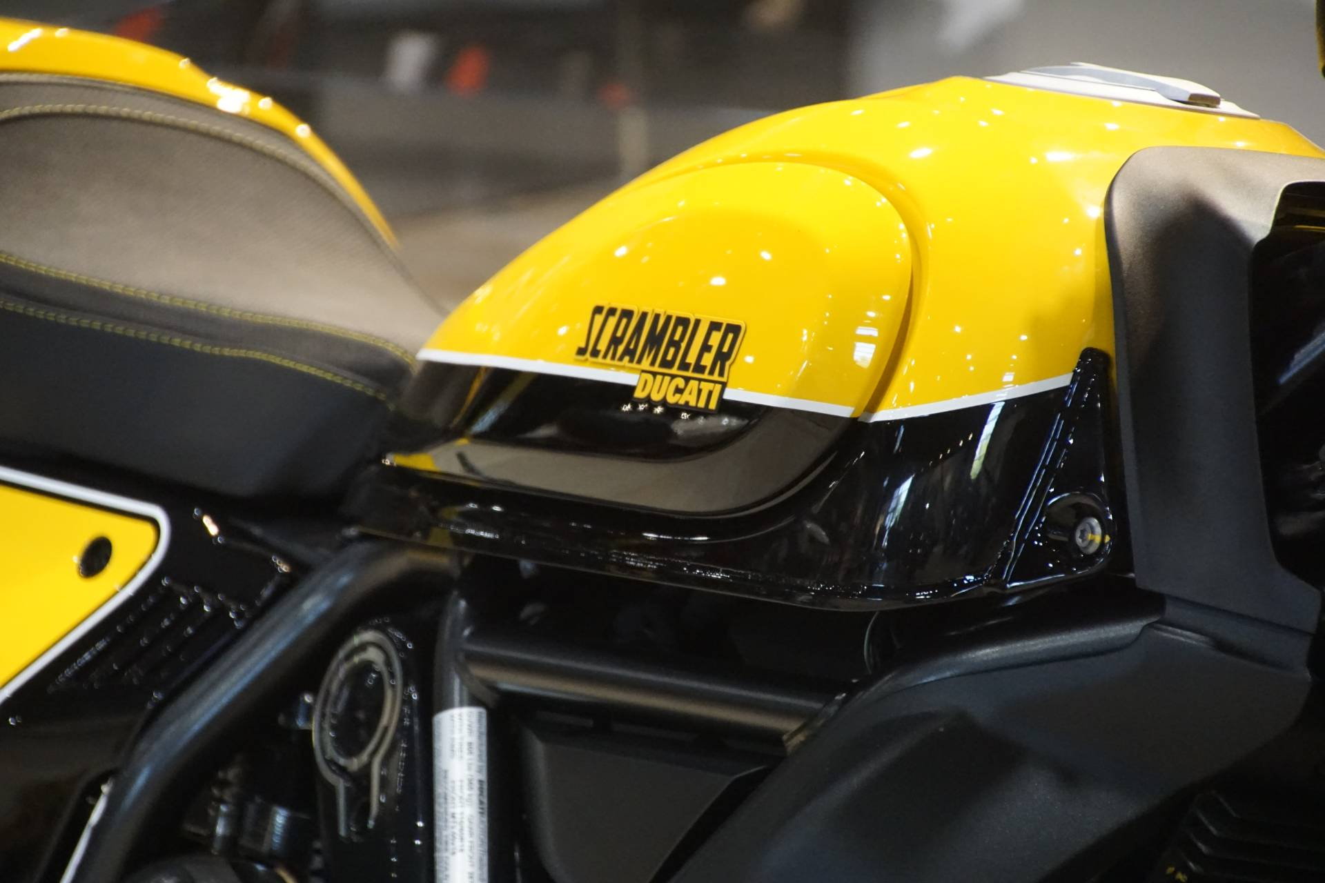2020 Ducati Scrambler Full Throttle in Elk Grove, California - Photo 6