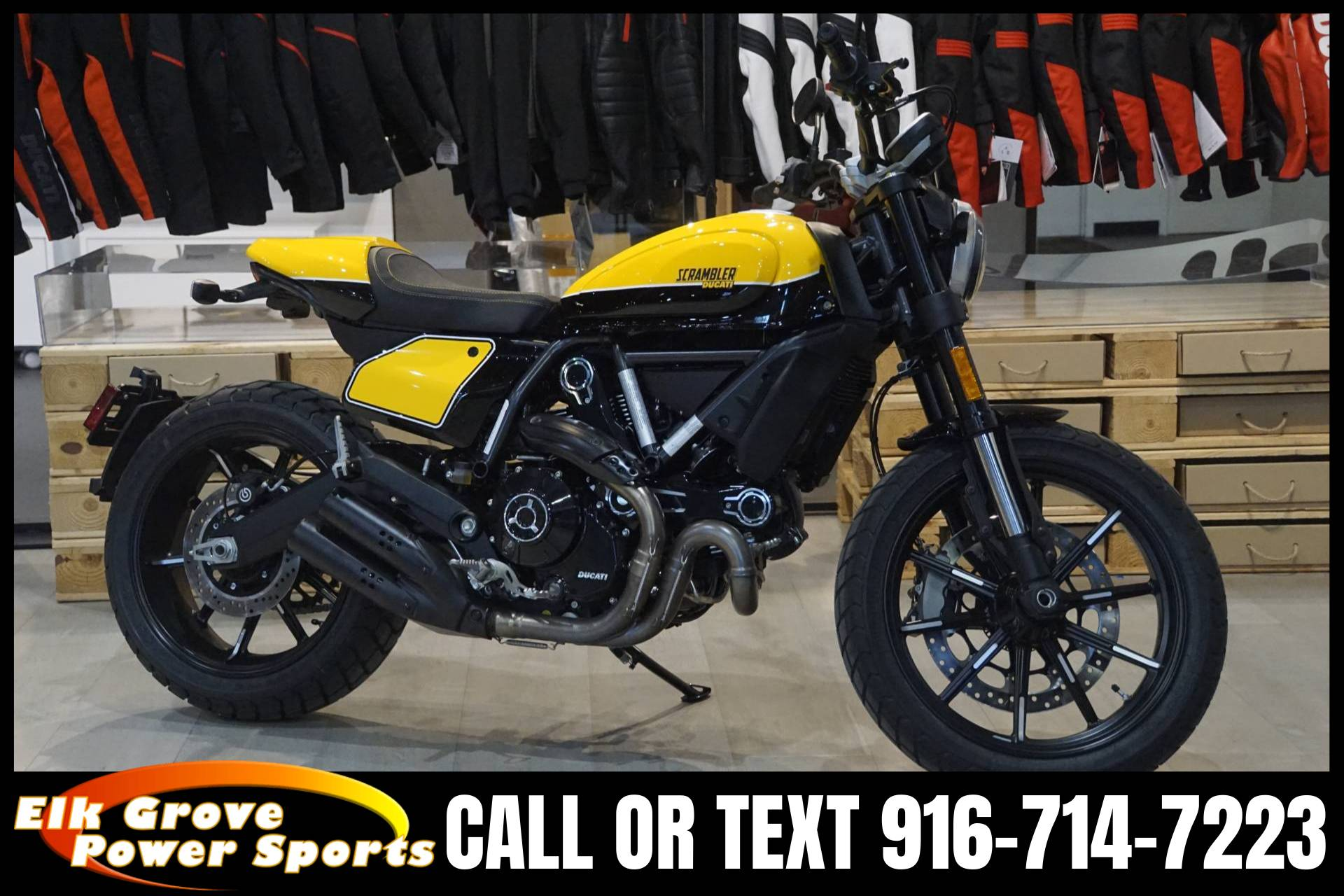 2020 Ducati Scrambler Full Throttle in Elk Grove, California - Photo 1