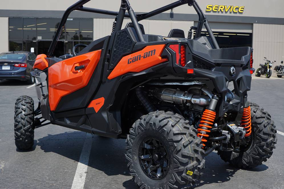 2019 Can-Am Maverick Sport DPS 1000R in Elk Grove, California - Photo 27