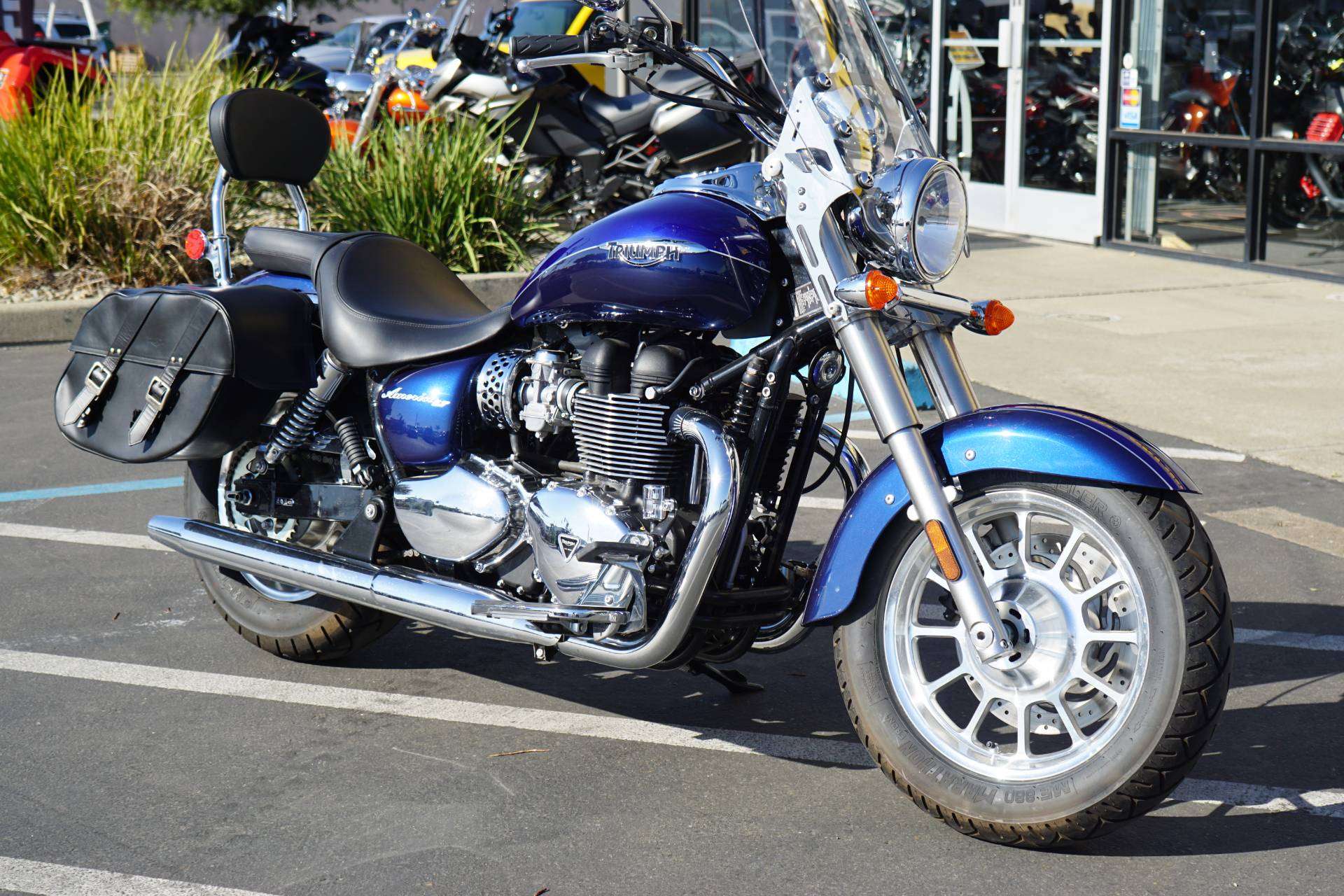 2016 Triumph America LT in Elk Grove, California