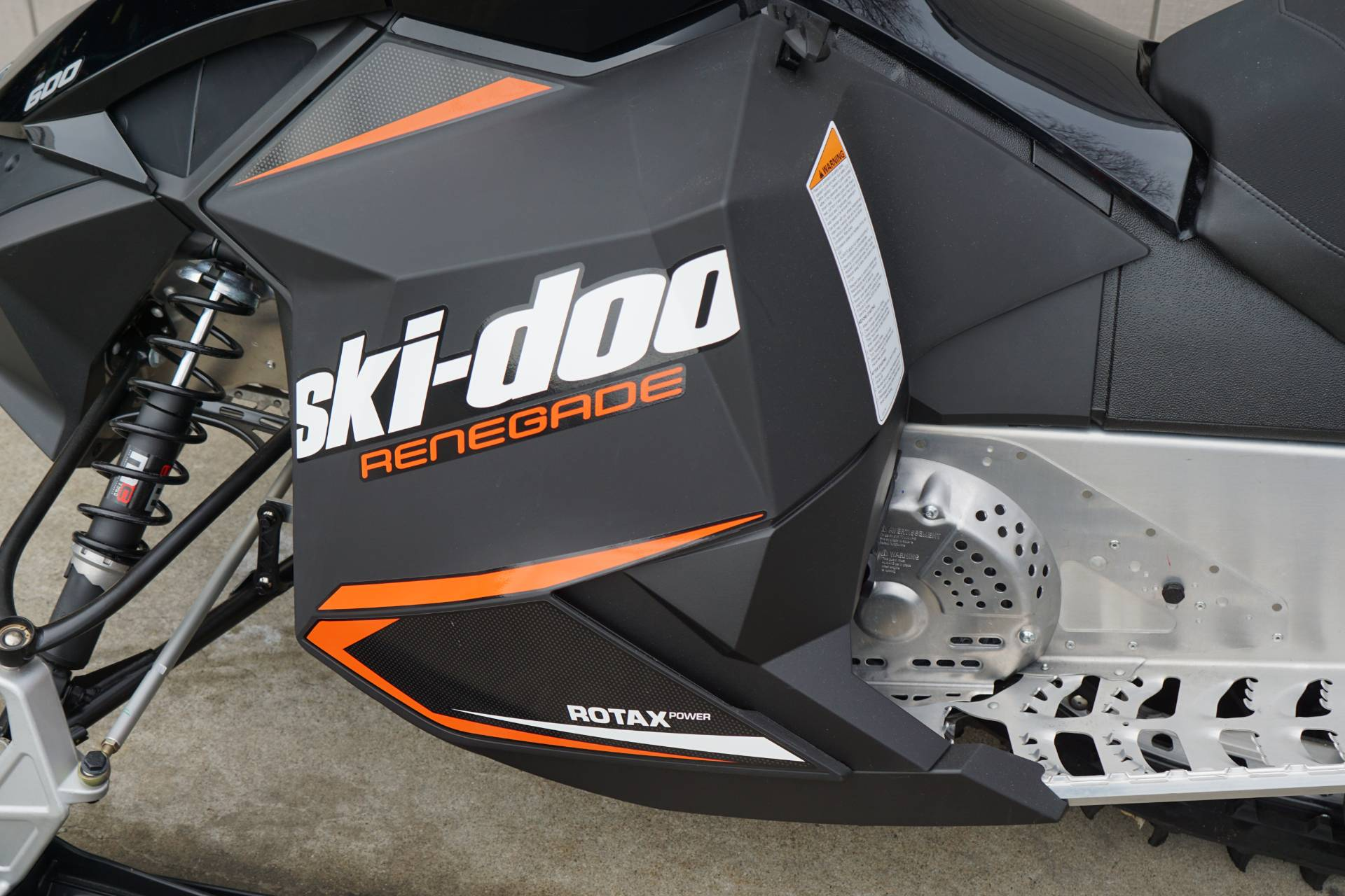 2018 Ski-Doo Renegade Sport 600 Carb in Elk Grove, California