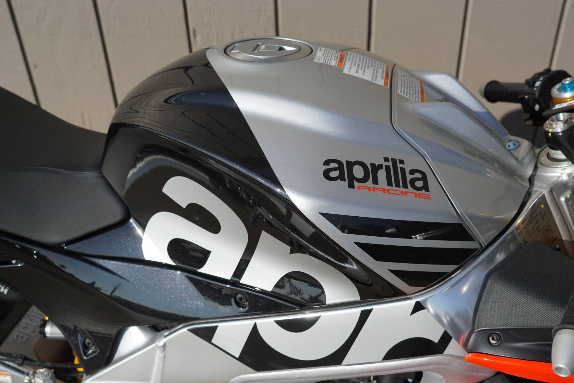 2018 Aprilia RSV4 RF in Elk Grove, California - Photo 12