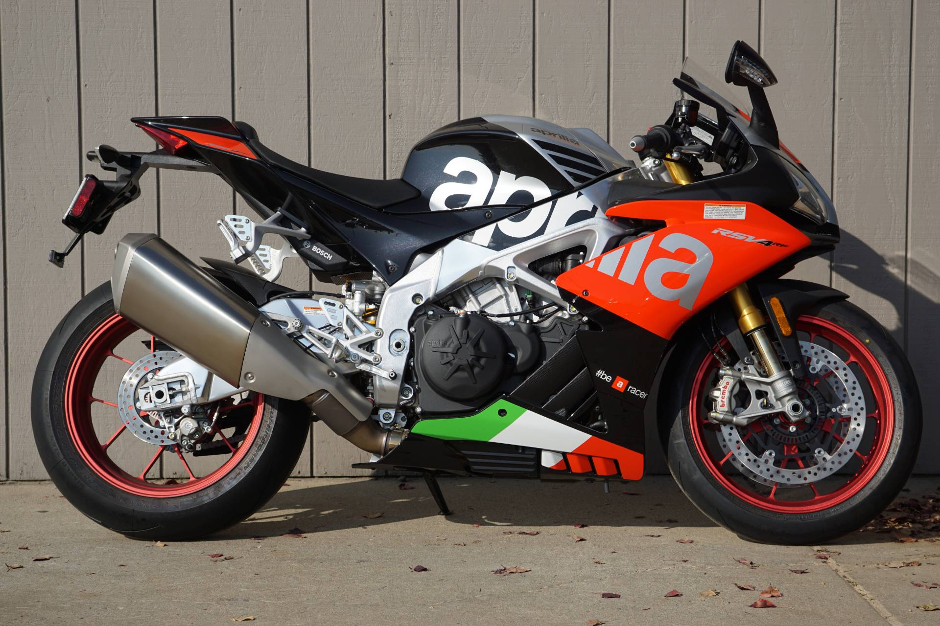2018 Aprilia RSV4 RF in Elk Grove, California - Photo 1