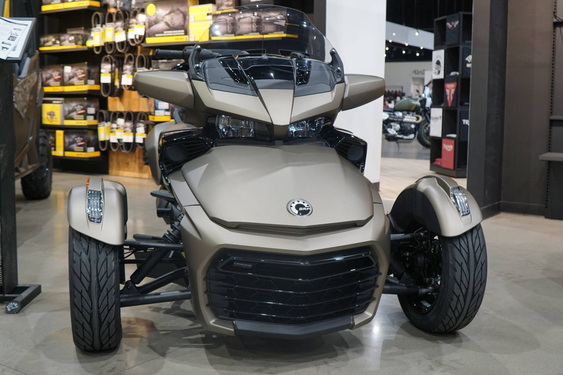 2021 Can-Am Spyder F3 Limited in Elk Grove, California - Photo 2