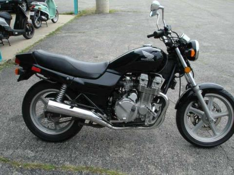 1993 Honda Nighthawk 750 in Elkhorn, Wisconsin