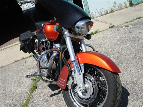 2003 Honda VTX 1800 Retro Spoke - Candy Orange in Elkhorn, Wisconsin