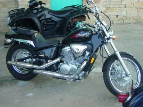 2007 Honda Shadow® VLX in Elkhorn, Wisconsin