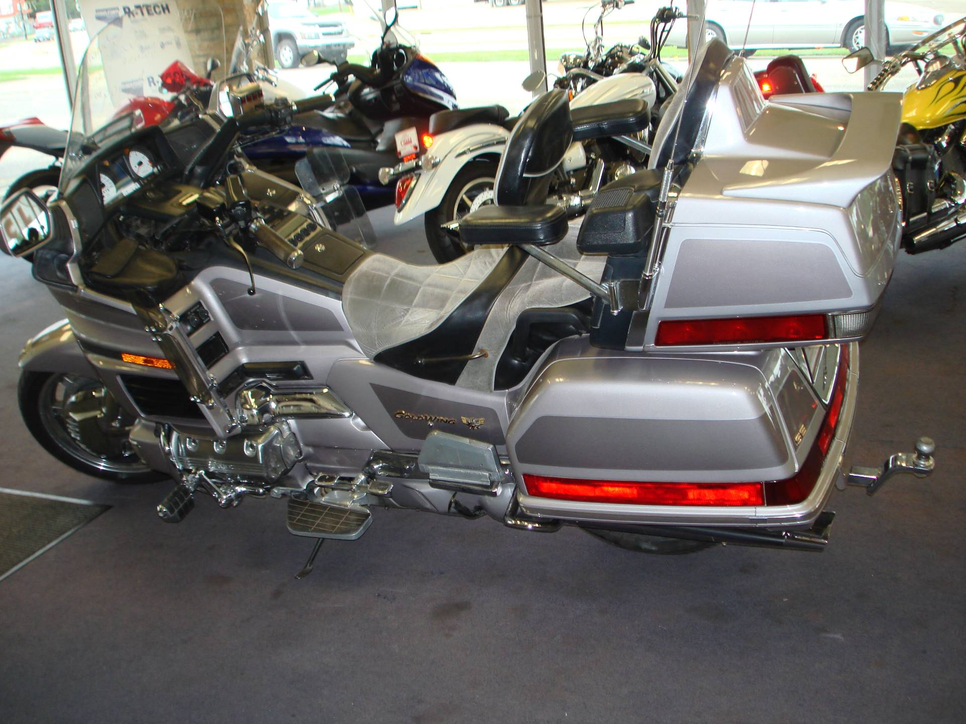 1998 Honda Gold Wing SE in Elkhorn, Wisconsin