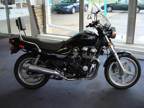 2000 Honda NIghtHawk 750 in Elkhorn, Wisconsin