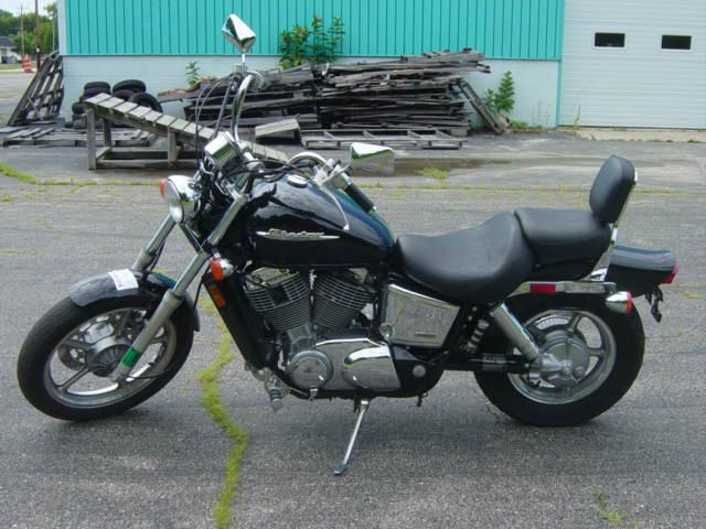 2007 Honda Shadow Spirit™ in Elkhorn, Wisconsin