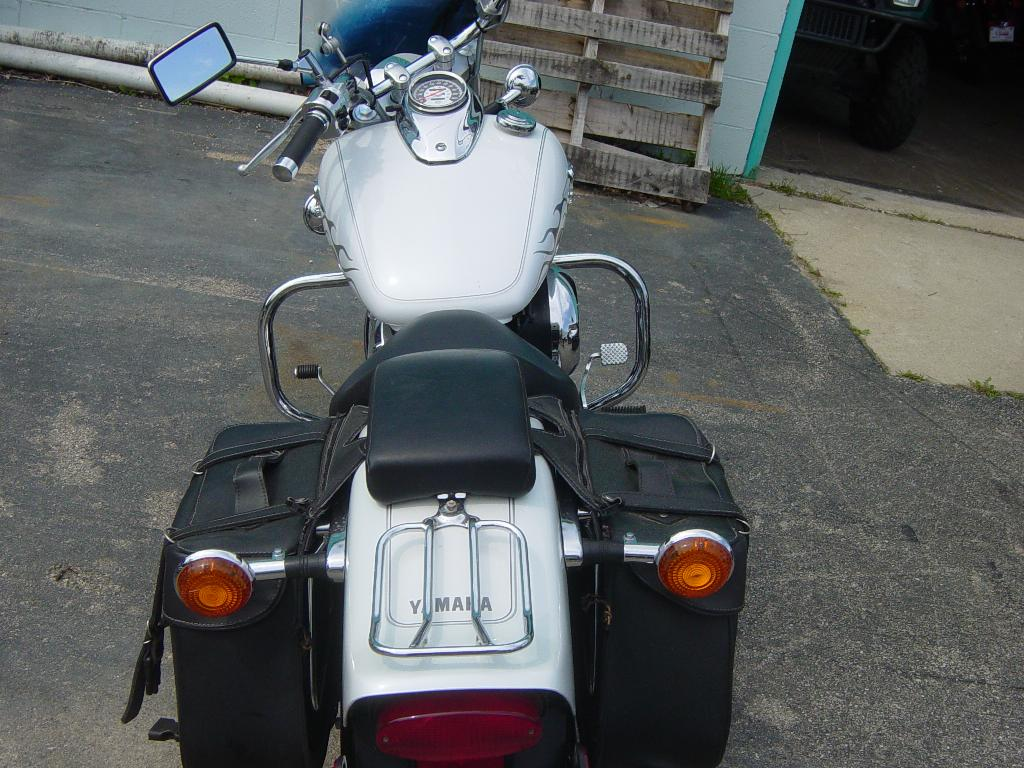 2004 Yamaha V Star® Custom in Elkhorn, Wisconsin