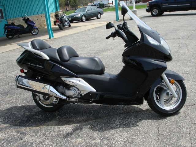 2012 Honda Silver Wing® ABS in Elkhorn, Wisconsin
