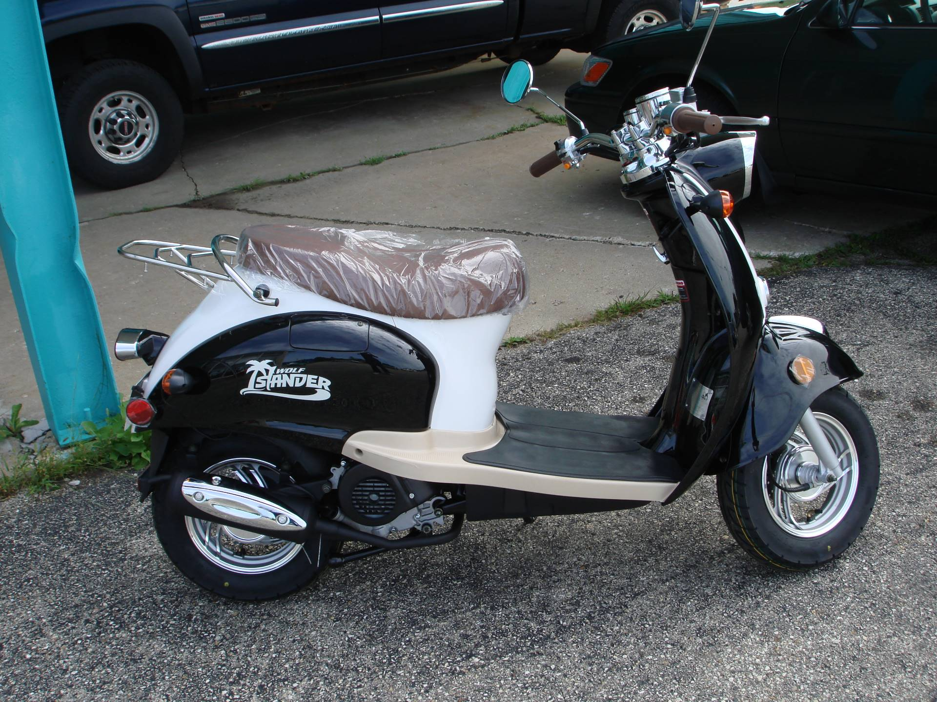 Wolf Islander Scooter For Sale