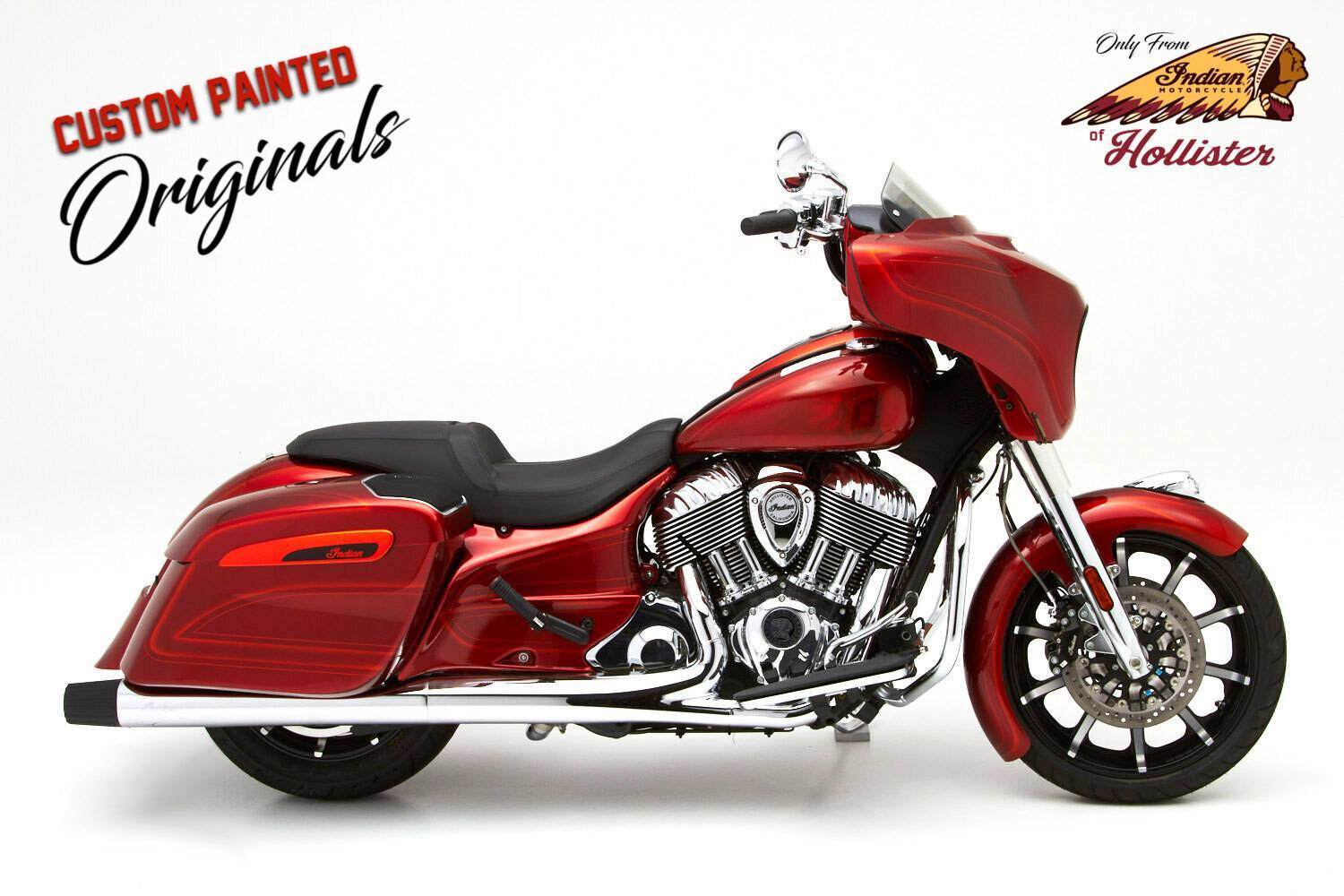 2021 Indian Chieftain® Limited in Hollister, California - Photo 6
