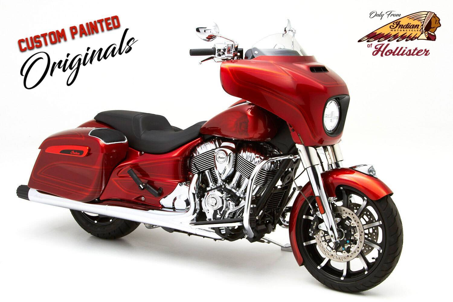 2021 Indian Chieftain® Limited in Hollister, California - Photo 5