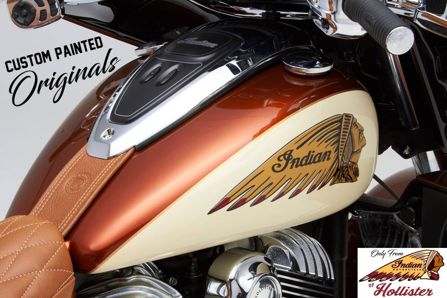 2021 Indian Roadmaster® in Hollister, California - Photo 4
