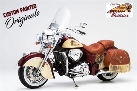 2020 Indian Chief® Vintage ABS in Hollister, California - Photo 4