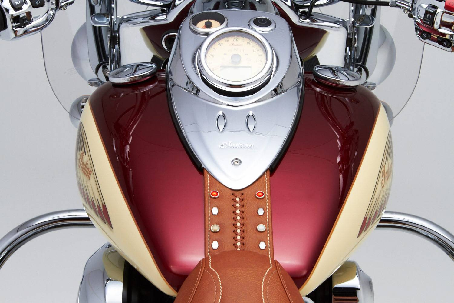 2020 Indian Chief® Vintage ABS in Hollister, California - Photo 12