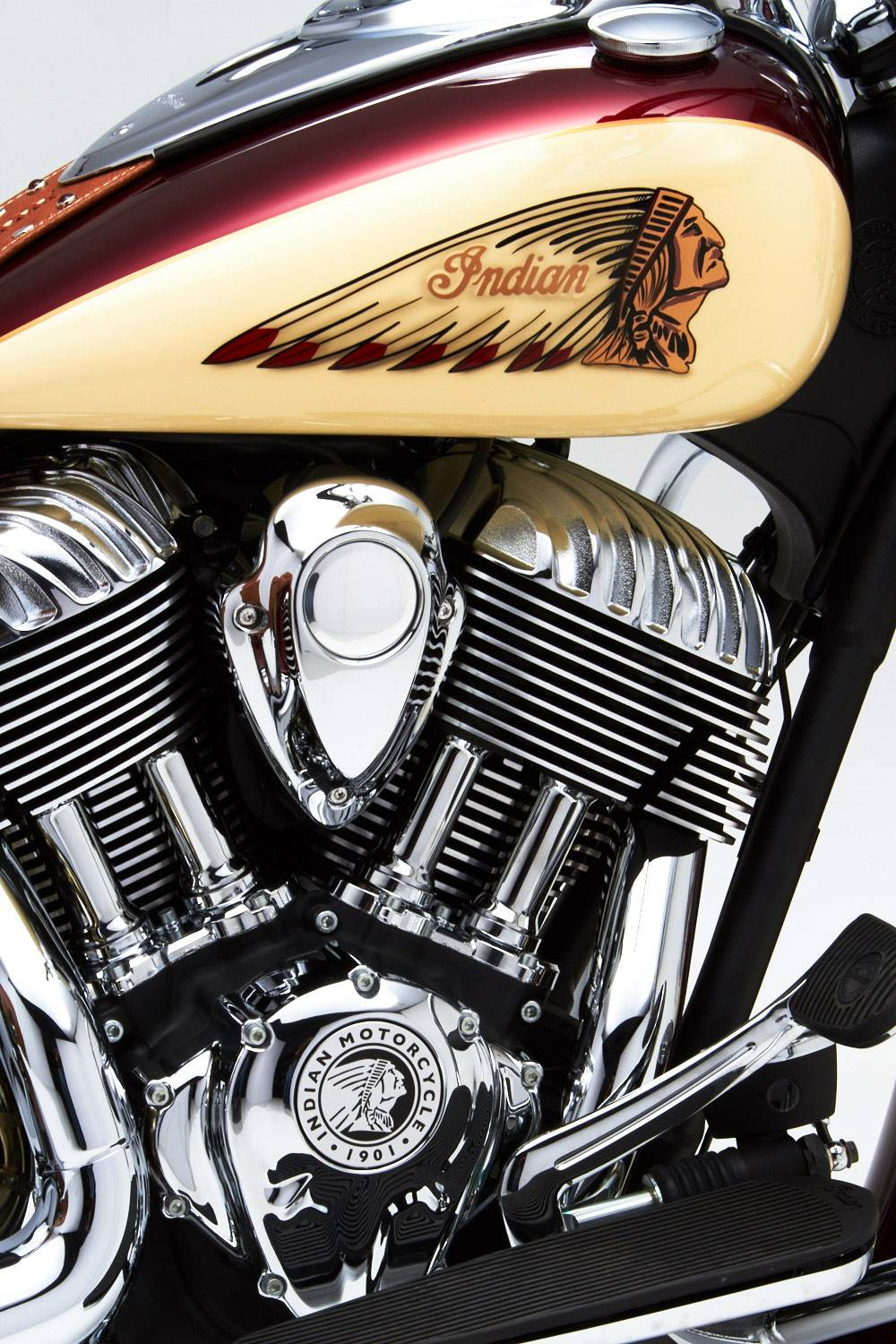 2020 Indian Chief® Vintage ABS in Hollister, California - Photo 10
