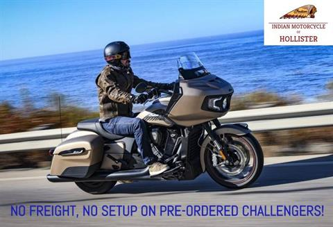 2020 Indian Challenger® Dark Horse® in Hollister, California - Photo 2
