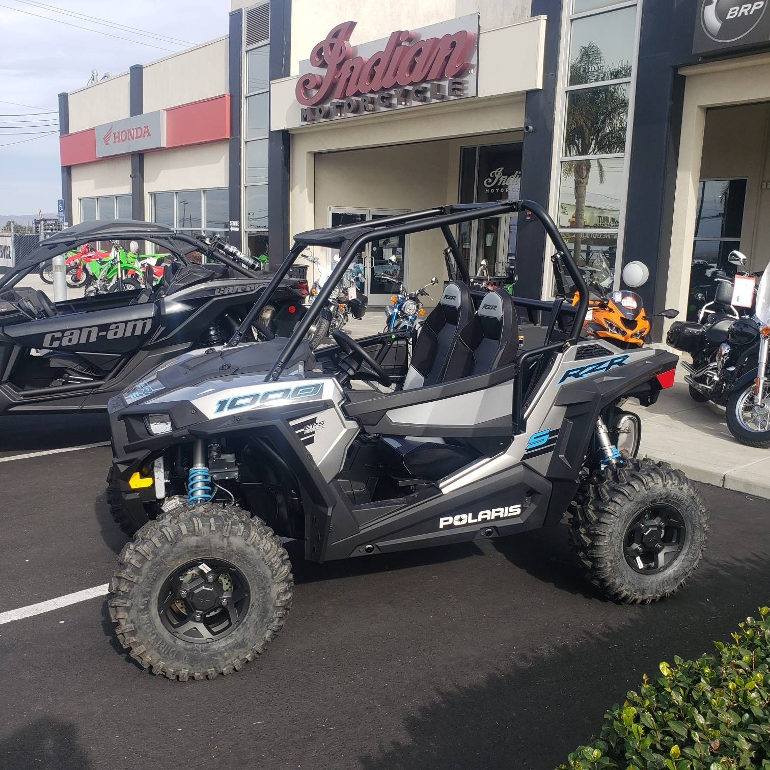 2020 Polaris RZR S 1000 Premium in Hollister, California - Photo 1
