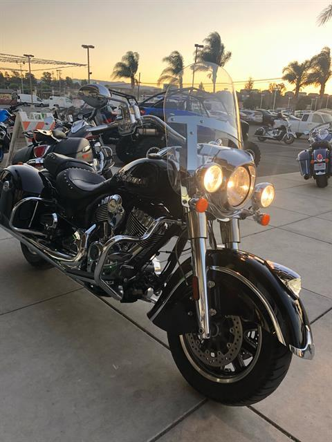2017 Indian Springfield® in Hollister, California - Photo 3