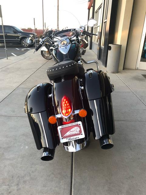 2017 Indian Springfield® in Hollister, California - Photo 5
