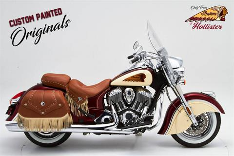 2020 Indian Chief® Vintage ABS in Hollister, California - Photo 7