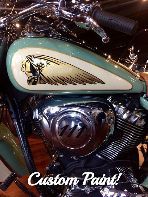 2019 Indian Chief® Vintage ABS in Hollister, California - Photo 2