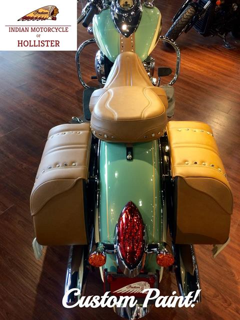 2019 Indian Chief® Vintage ABS in Hollister, California - Photo 4
