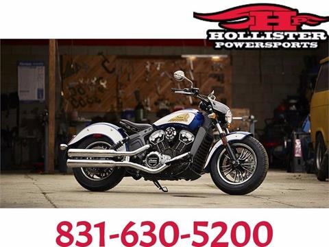 2017 Indian Scout® ABS in Hollister, California