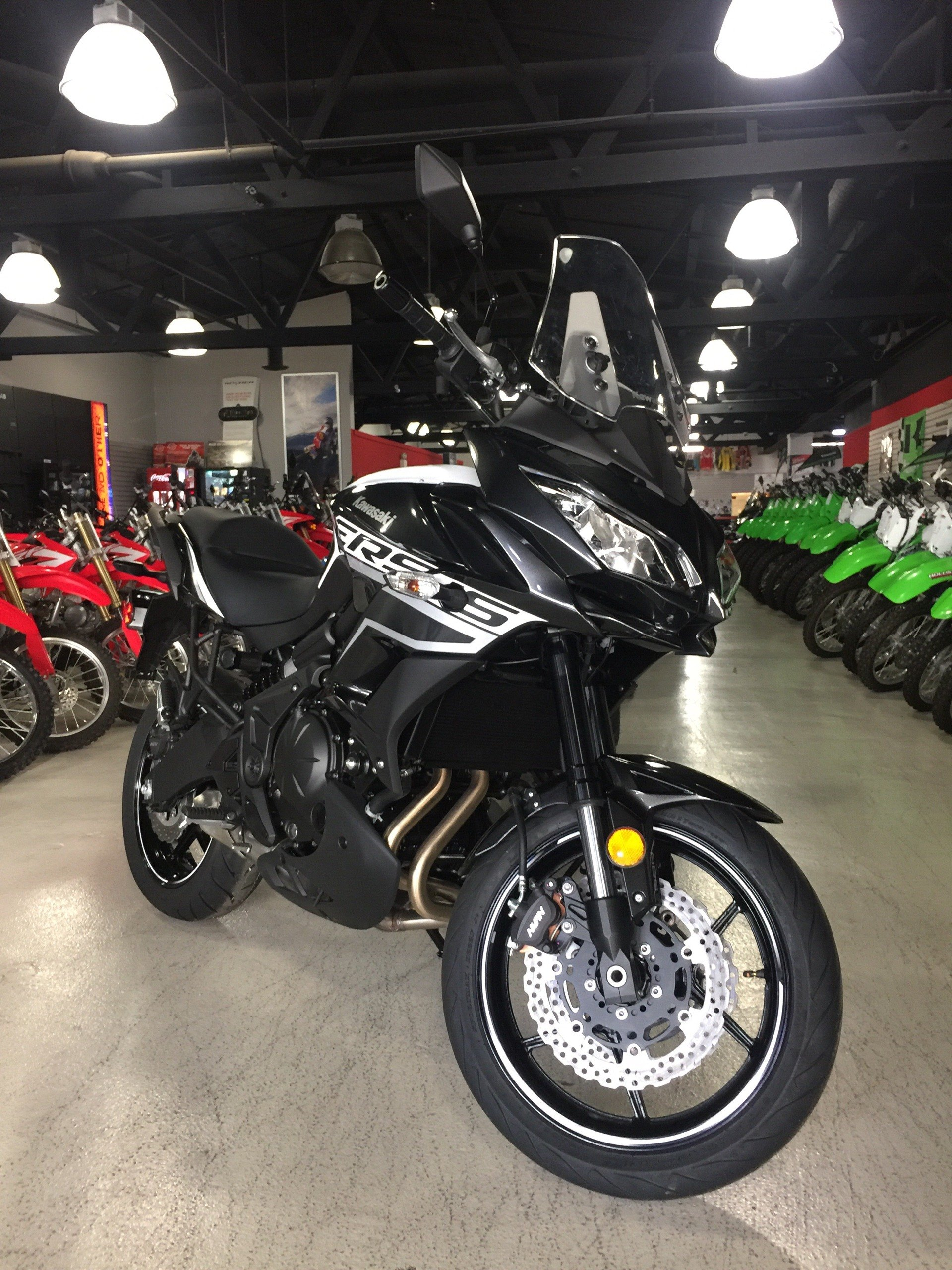 2020 Kawasaki Versys 650 ABS in Hollister, California - Photo 1