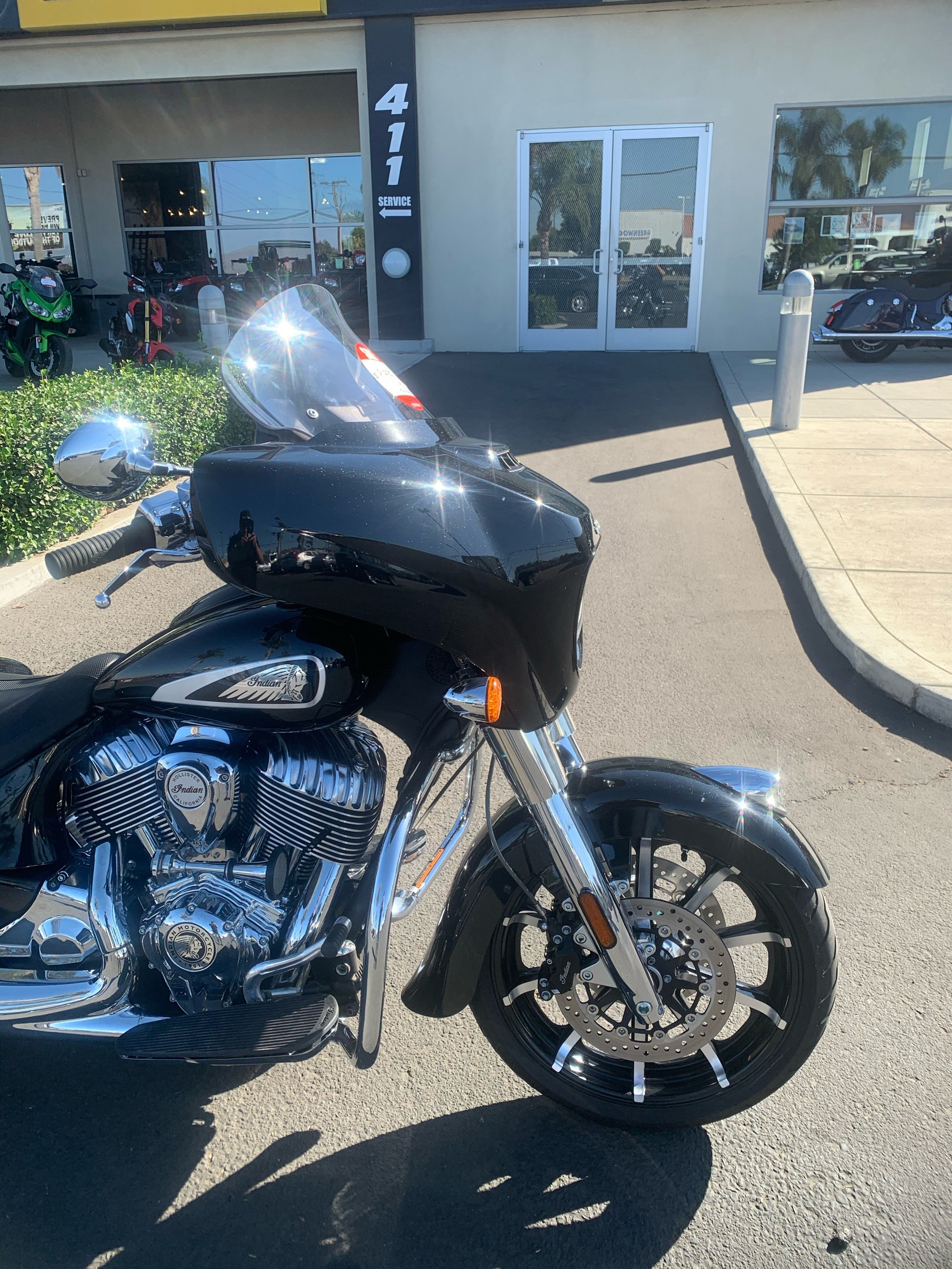 2019 Indian Chieftain® Limited ABS in Hollister, California - Photo 6