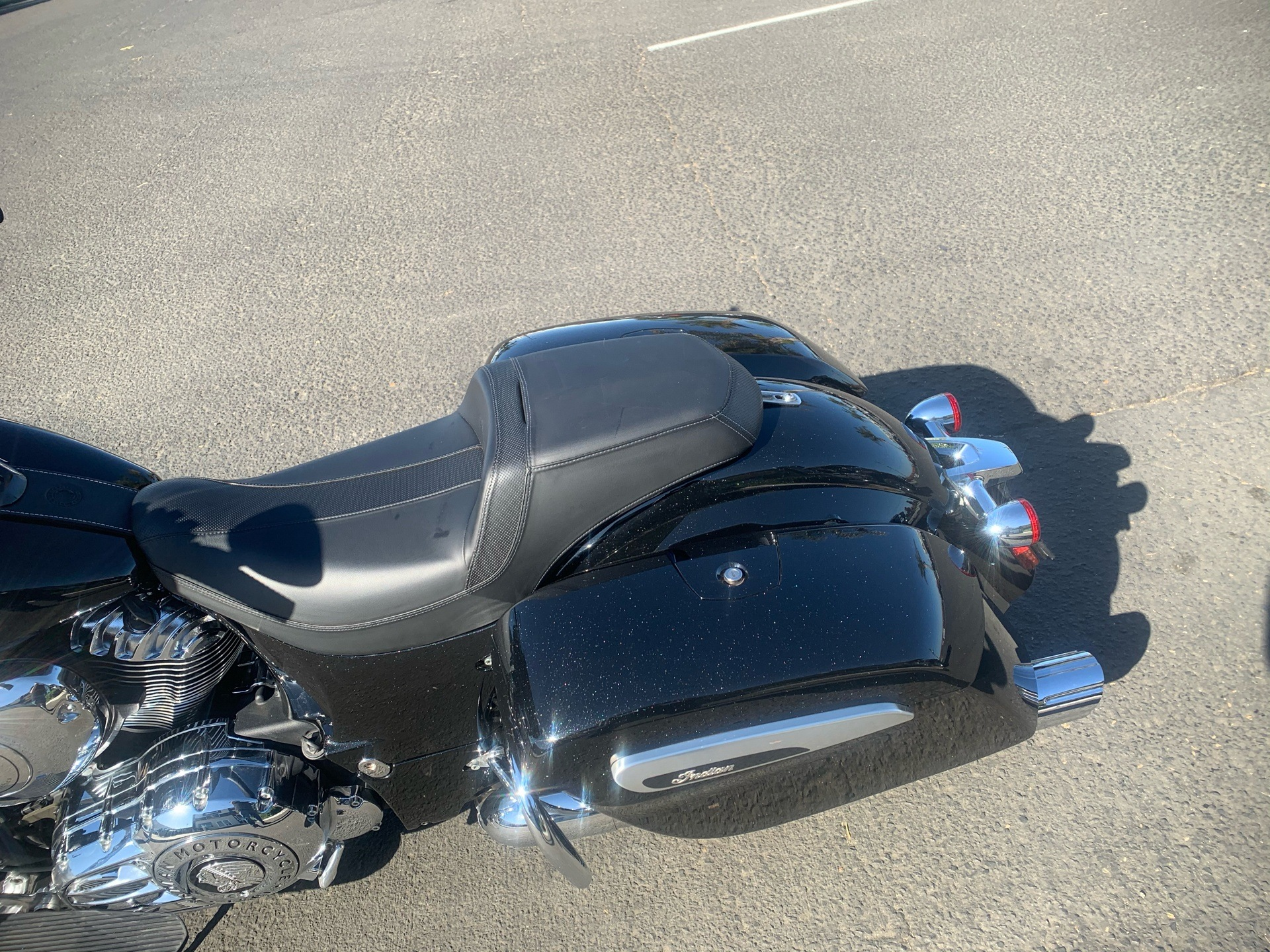 2019 Indian Chieftain® Limited ABS in Hollister, California - Photo 12