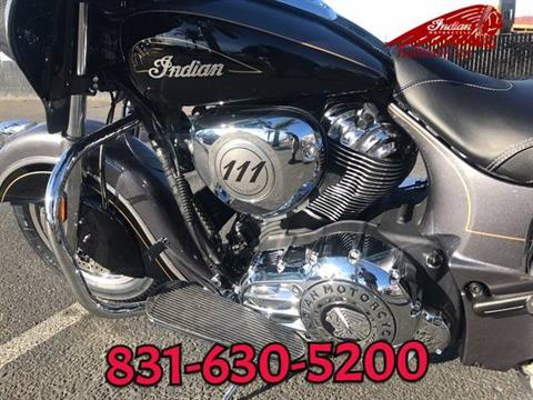 2018 Indian Chieftain® Classic in Hollister, California