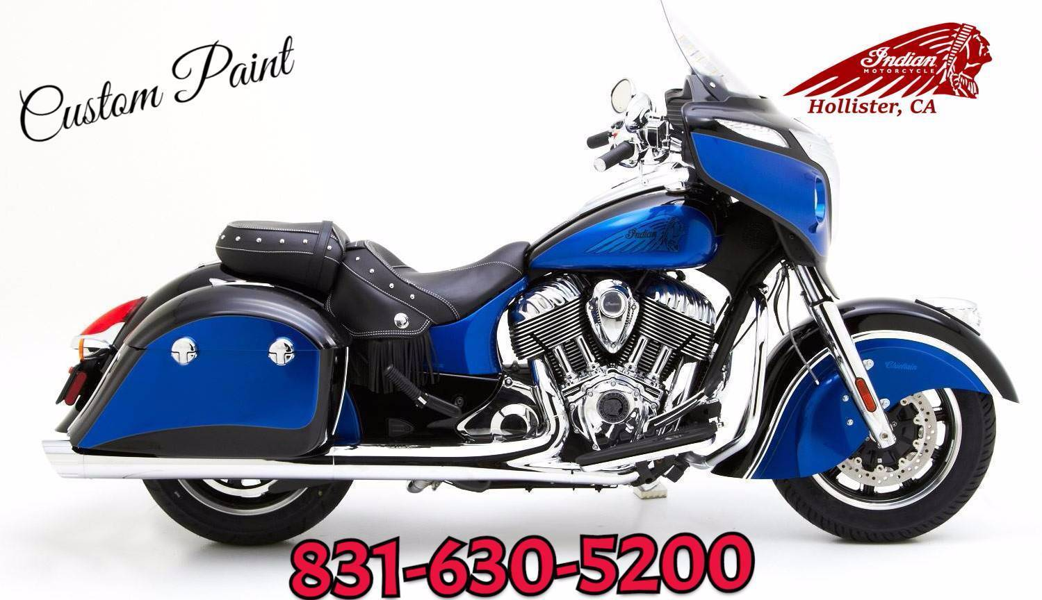 2019 Indian Chieftain® ABS in Hollister, California - Photo 2