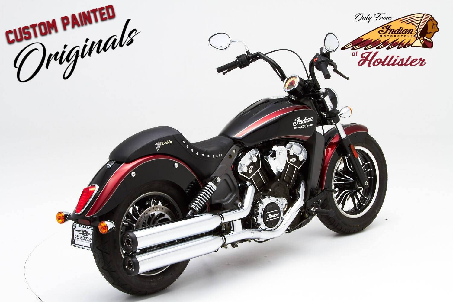 2020 Indian Scout® ABS in Hollister, California - Photo 7