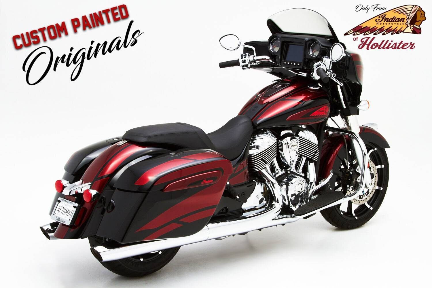 2021 Indian Chieftain® Limited in Hollister, California - Photo 4