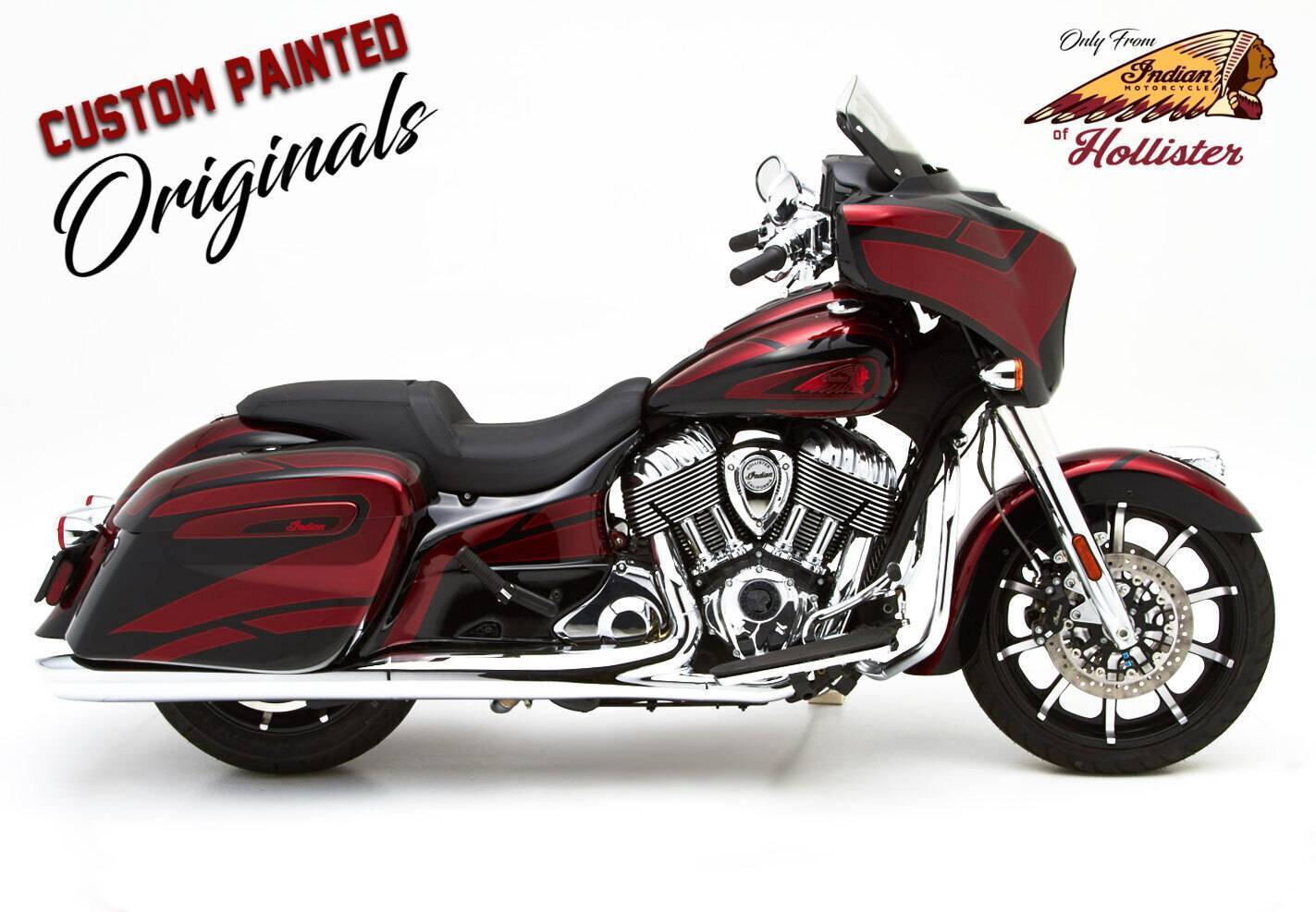 2021 Indian Chieftain® Limited in Hollister, California - Photo 3