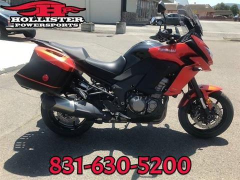 2015 Kawasaki Versys® 1000 LT in Hollister, California