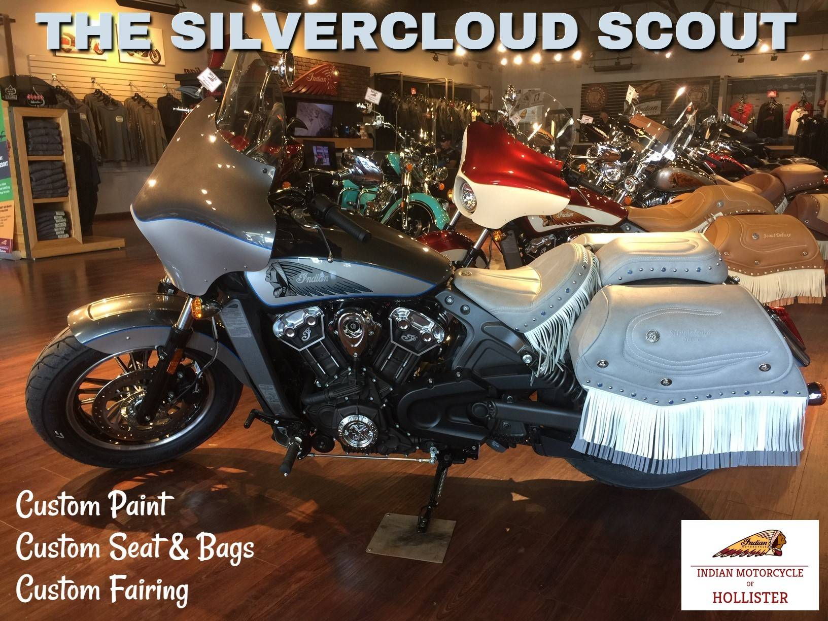 2019 Indian Scout® ABS in Hollister, California - Photo 20