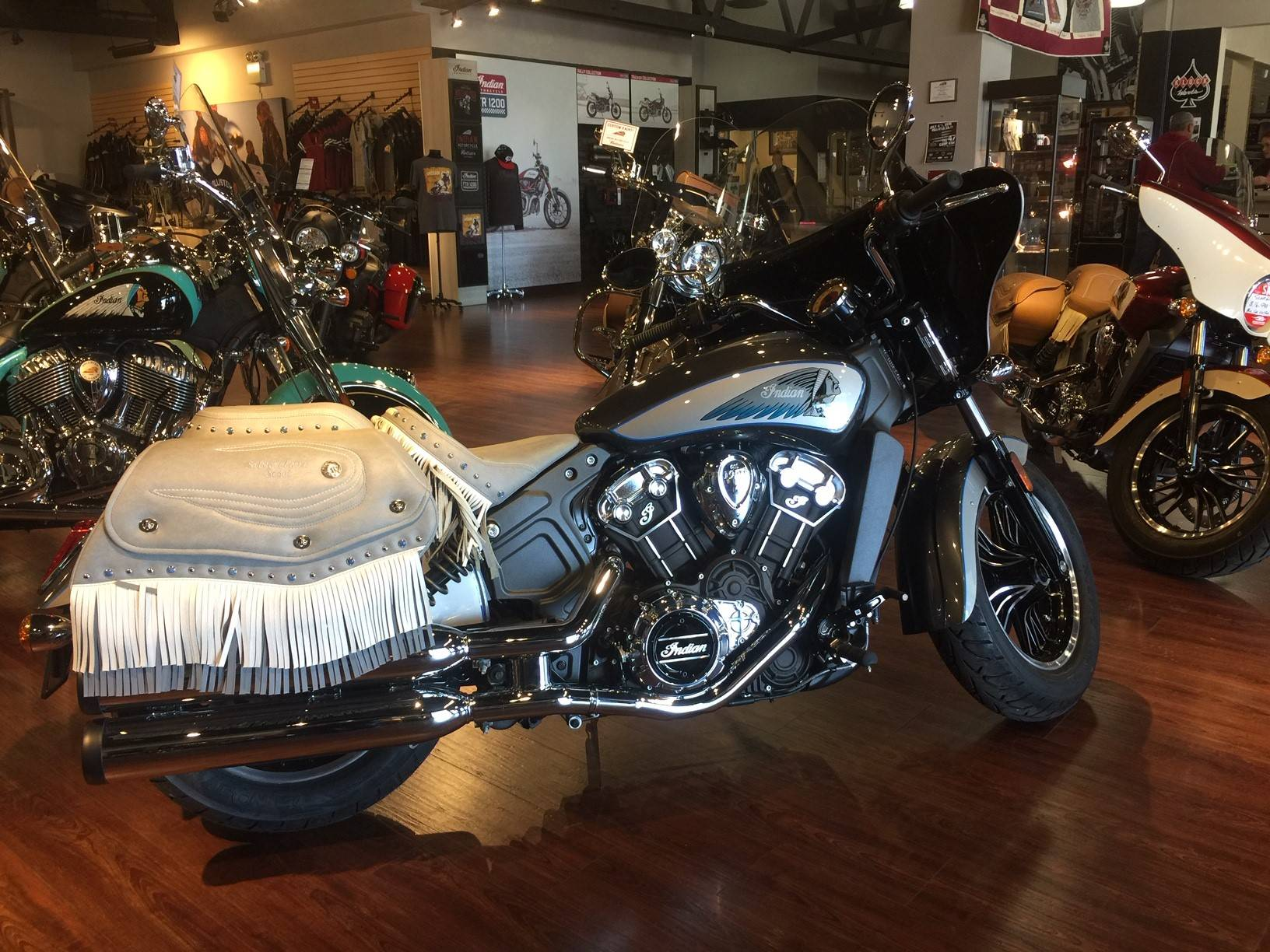 2019 Indian Scout® ABS in Hollister, California - Photo 24