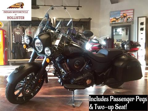 2019 Indian Springfield® Dark Horse® ABS in Hollister, California - Photo 1