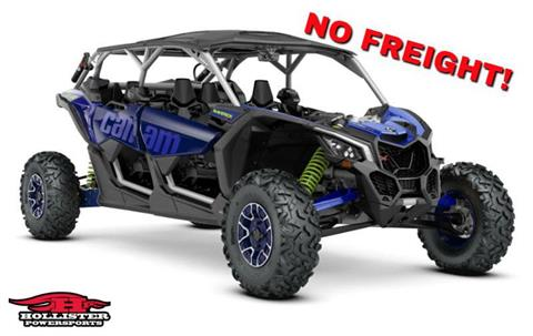 2020 Can-Am Maverick X3 MAX X RS Turbo RR in Hollister, California - Photo 1