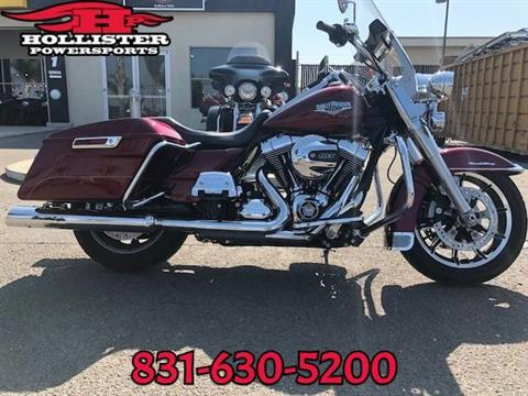2016 Harley-Davidson Road King® in Hollister, California