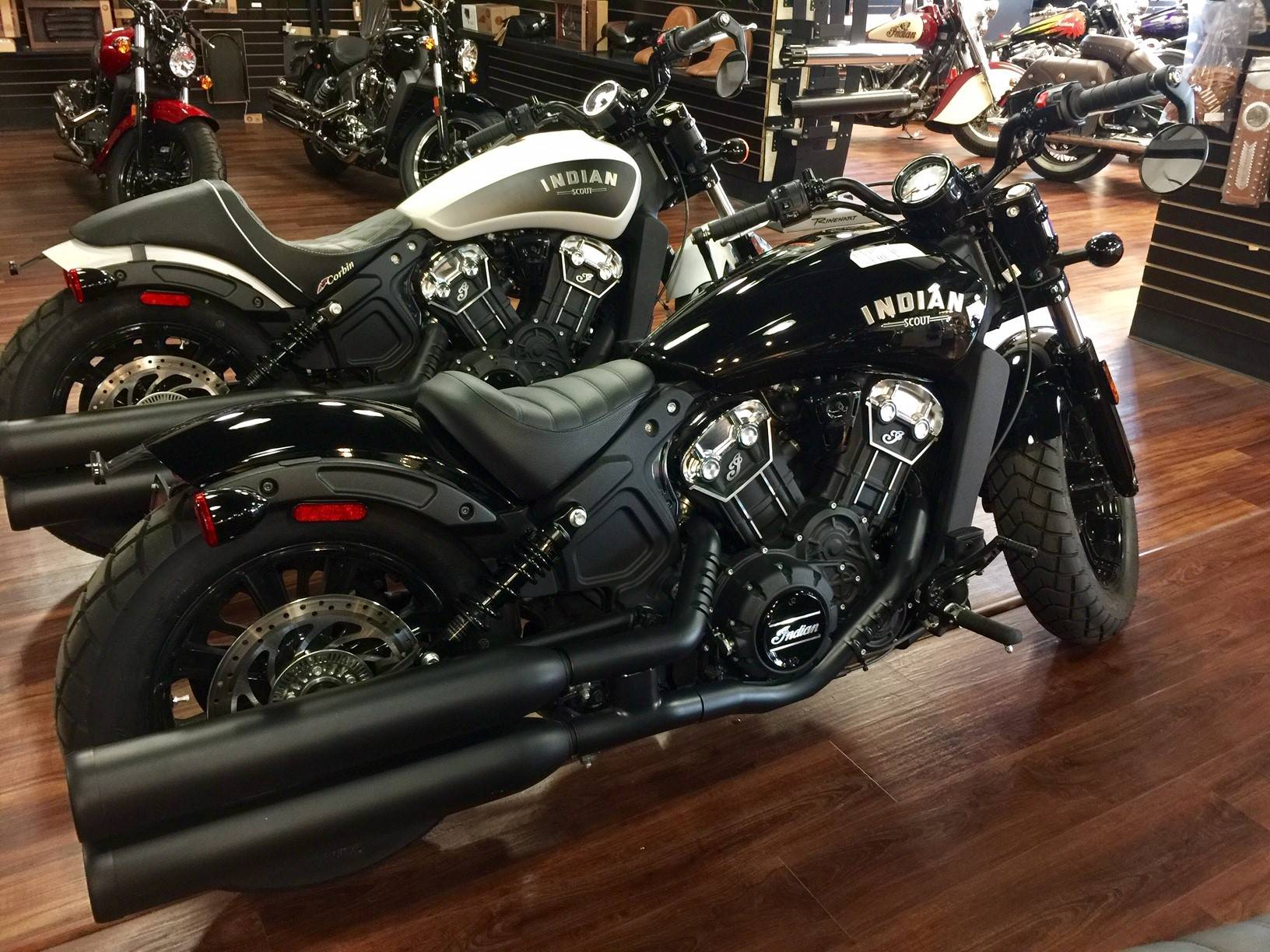 2019 Indian Scout Bobber ABS for sale 23021