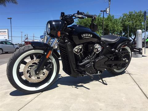 2019 Indian Scout® Bobber ABS in Hollister, California - Photo 1
